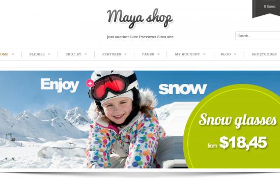 Maya-Shop