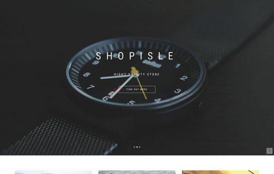 shopisle-woocommerce-theme