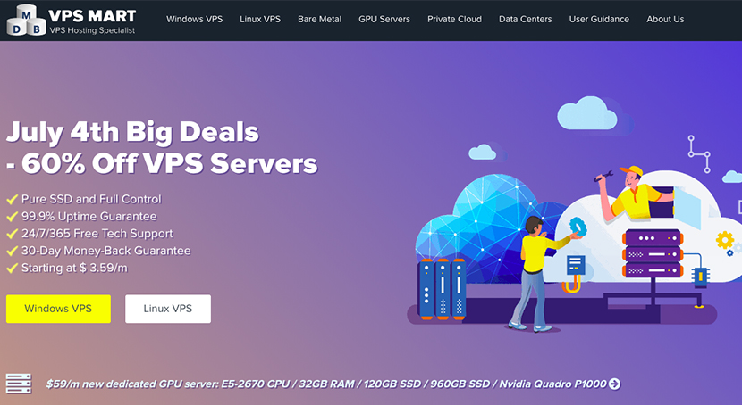 vps mart review