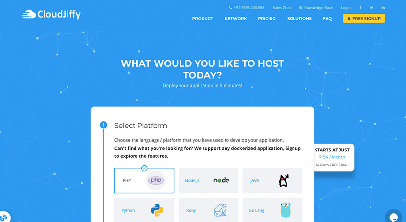 cloudjiffy-hosting-review