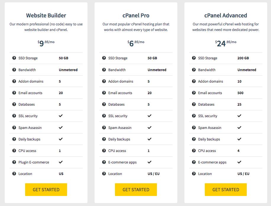 webhost pro hosting